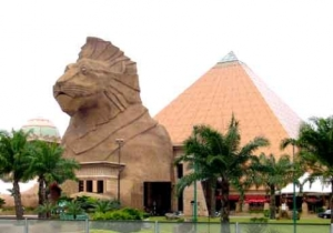 Lion of Sunway Pyramid